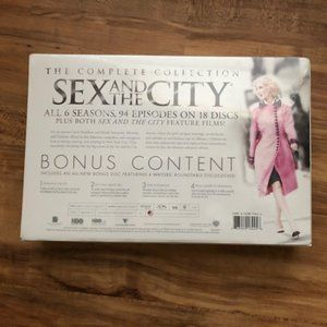 Sex and the City The Complete Collection - NEW